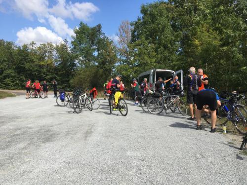 Firmenradtour -2018