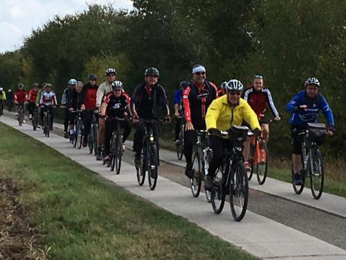 Firmenradtour 2017